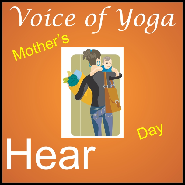 a poster for the radio show Mother's Day a Time of Reconciliation .