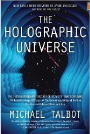 The cover of the Holographic Universe book.