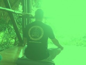 A picture of a practitioner of Prana Power