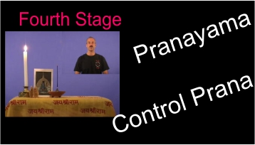 Stage 4 Pranyama
