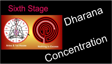 Stage 6 Dharana