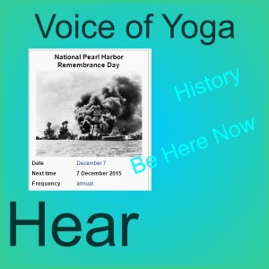 Banner for History: Pearl Harbor and Learning from History show