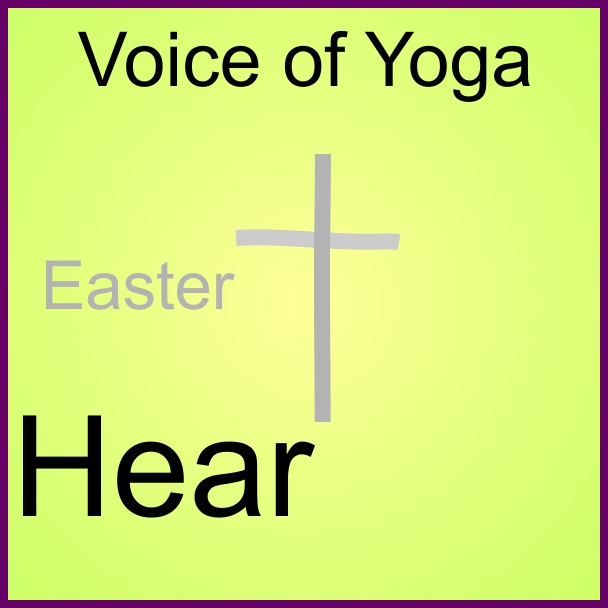 a poster for the radio show on the myth of Easter 2016.