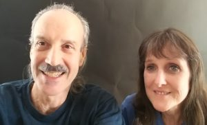 a picture of Lisa and Kenny doing the radio show Ascension into Heaven is Kriya Yoga.
