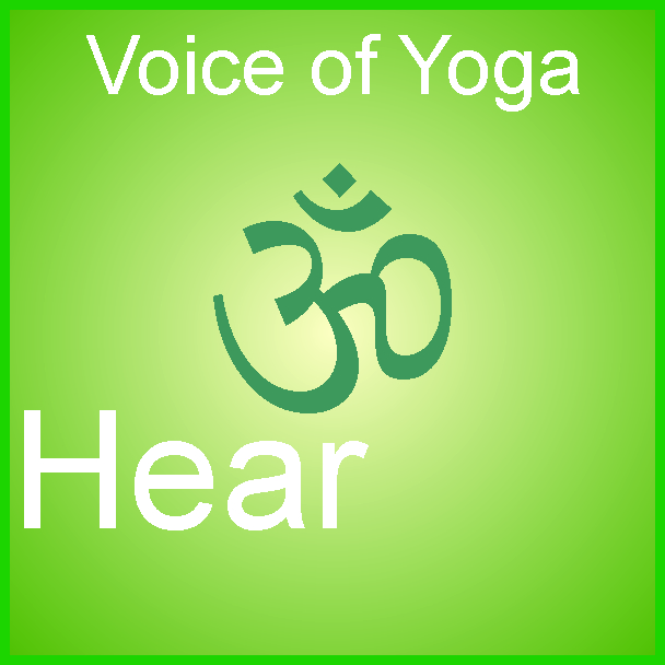 a poster for the radio talks show on The Key to Understanding Spiritual Yoga
