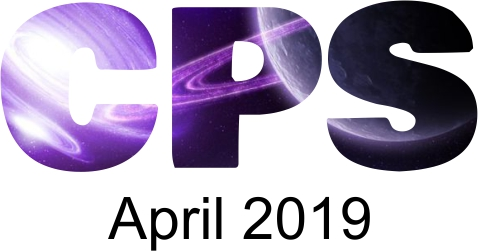 A poster for the CPS April 2019