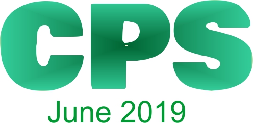a poster for the CPS June 2019