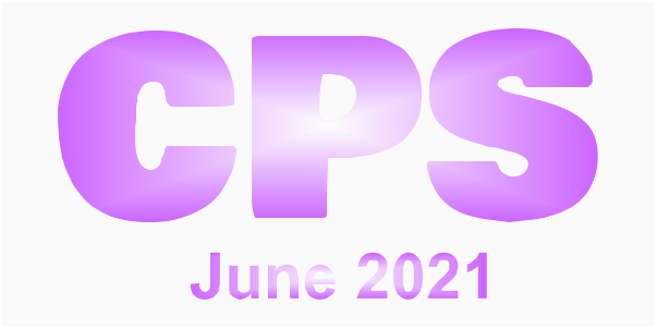 A poster for the CPS June 2021