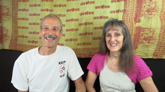 a picture of Lisa and Kenny doing Astrology's Place the radio talk show Astrology's Place in Spiritual Science. 6-7-21